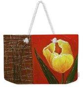 Spring Messenger Weekender Tote Bag by Phyllis Howard
