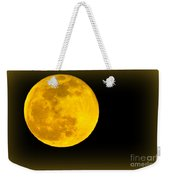 Spring Moon Rising Weekender Tote Bag