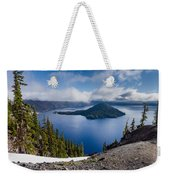 Spring Morning At Discovery Point Weekender Tote Bag