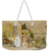 Spring Morning At Montmartre Weekender Tote Bag by Childe Hassam
