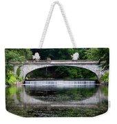 Spring Morning At White Bridge II Weekender Tote Bag