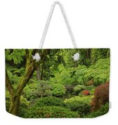 Spring Morning In The Garden Weekender Tote Bag