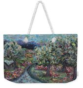 Spring Mountain Flowers Weekender Tote Bag