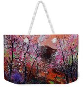 Spring Near My Home Weekender Tote Bag