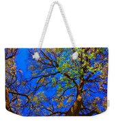 Spring Oak Weekender Tote Bag