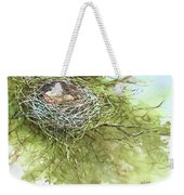Spring Omelet Weekender Tote Bag