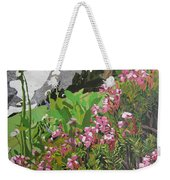 Spring On Mount Rainier Weekender Tote Bag