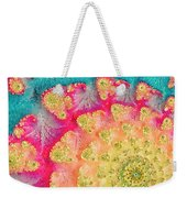 Spring On Parade Weekender Tote Bag