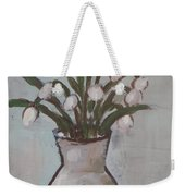 Spring On The Table Weekender Tote Bag