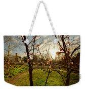 Spring Orchard In Williamsburg Weekender Tote Bag