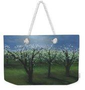 Spring Orchard Weekender Tote Bag