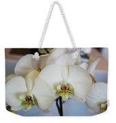 Spring Orchids Weekender Tote Bag