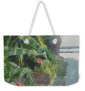 Spring Palms Weekender Tote Bag