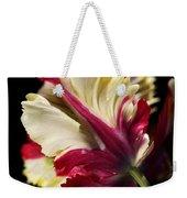Spring Parrot Tulip Weekender Tote Bag