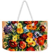 Spring Passion Weekender Tote Bag