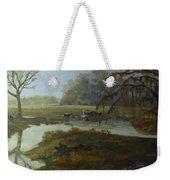 Spring Pasture Weekender Tote Bag