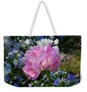 Spring Petals Weekender Tote Bag