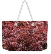 Spring Reds Weekender Tote Bag