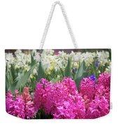 Spring Round Up Weekender Tote Bag