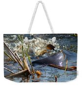 Spring Spawn Weekender Tote Bag