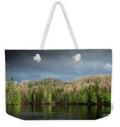 Spring Storm Coming Weekender Tote Bag