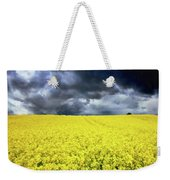 Spring Storm In Australia Weekender Tote Bag