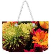 Spring/summer Bouquet - Flowers Weekender Tote Bag