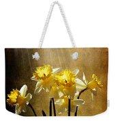 Spring Sun Weekender Tote Bag