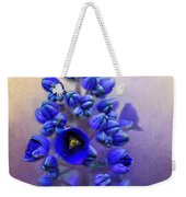 Spring Sunshine On Blue Weekender Tote Bag