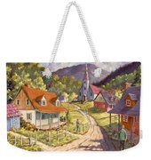 Spring Time Sun Weekender Tote Bag