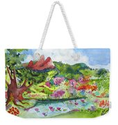 Spring To Summer Weekender Tote Bag