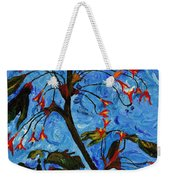 Spring Tree Weekender Tote Bag