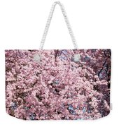 Spring Trees Art Prints Pink Springtime Blossoms Baslee Troutman Weekender Tote Bag