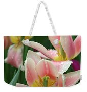 Spring Tulips 151 Weekender Tote Bag