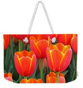 Spring Tulips 210 Weekender Tote Bag