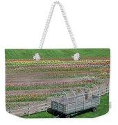Spring Tulips Weekender Tote Bag