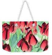 Spring Tulips - Photopower 3012 Weekender Tote Bag