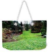 Spring Valley  Weekender Tote Bag