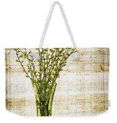 Spring Vase Weekender Tote Bag