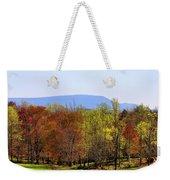 Spring Woods Weekender Tote Bag