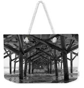 Springmaid Pier In Myrtle Beach South Carolina Weekender Tote Bag