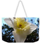 Spring's First Daffodil 2 Weekender Tote Bag