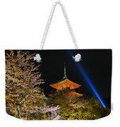 Springtime At Kiyomizu-dera Weekender Tote Bag