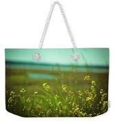 Springtime At The Beach Weekender Tote Bag