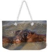 Springtime Driftwood Weekender Tote Bag