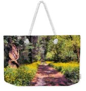 Springtime In Astroni National Park In Italy Weekender Tote Bag