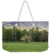 Springtime In Cades Cove Great Smoky Mountains National Park Weekender Tote Bag