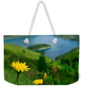 Springtime In Fogo Crater Weekender Tote Bag