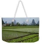 Springtime In Guangxi Weekender Tote Bag