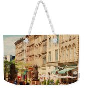 Springtime In Halifax Weekender Tote Bag